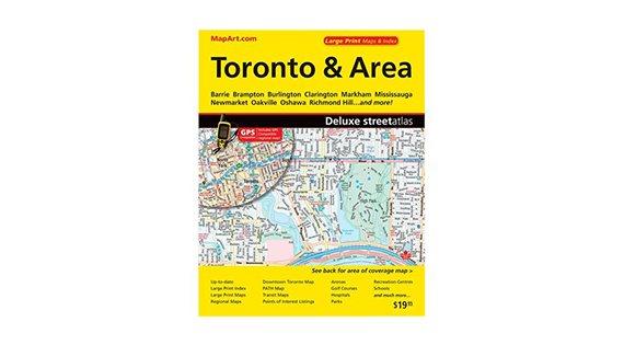 Atlas et cartes routières
