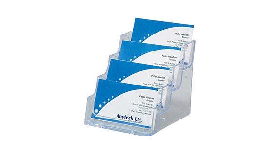 Porte-cartes professionnelles