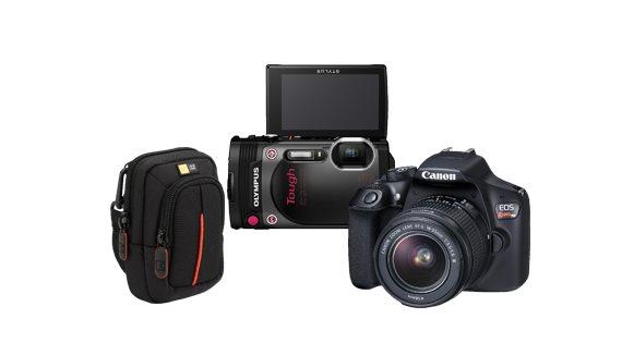 Appareils photo et caméscopes