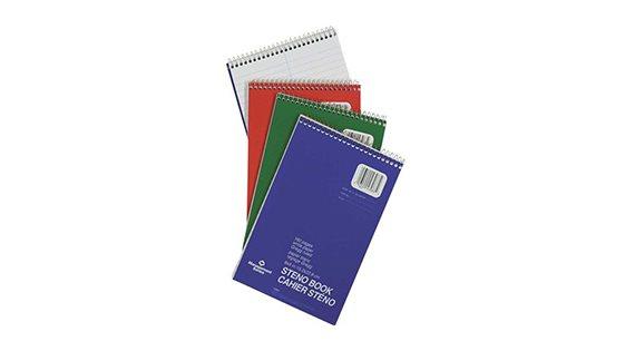 Tablettes et blocs-notes