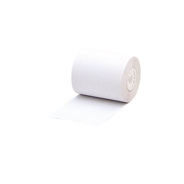 """Rouleau de papier thermosensible Paquet de 5 rouleaux 2-1/4"""" x 60'"""