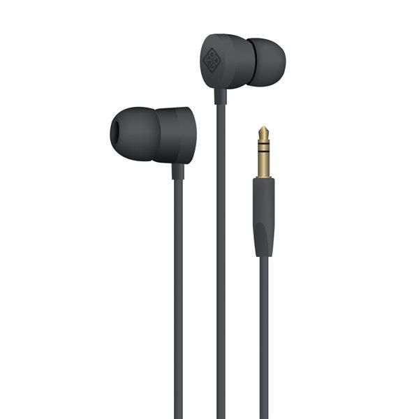 Écouteurs boutons Noir