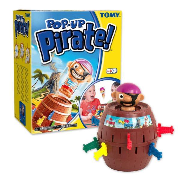 Jeu Pop-up le pirate