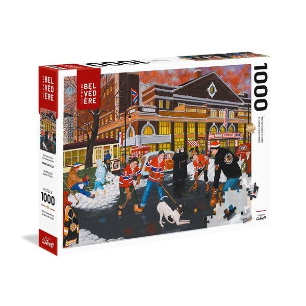 Casse-tête 1000 morceaux Les années de gloire