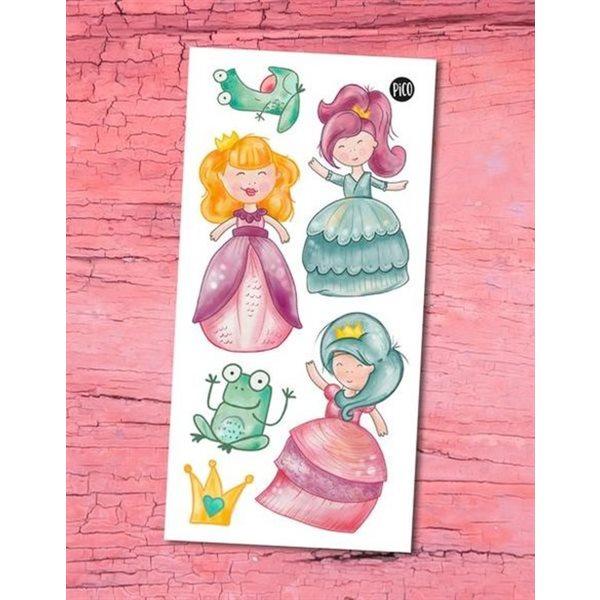 Pico tatoo Les princesses