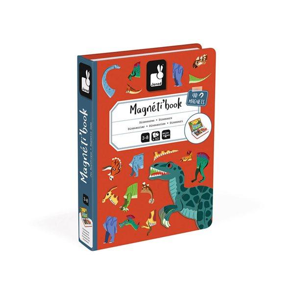Jeu Magnéti'book Dinosaures