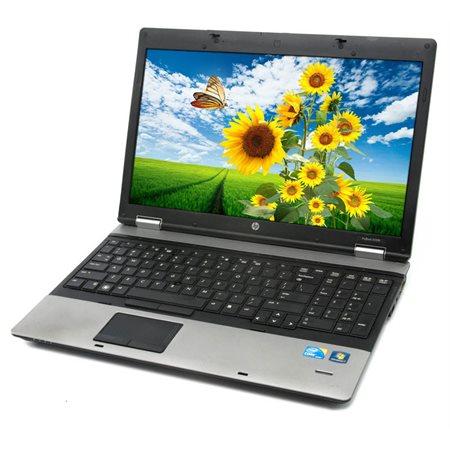 Ordinateur portable ProBook 6550B remis à neuf