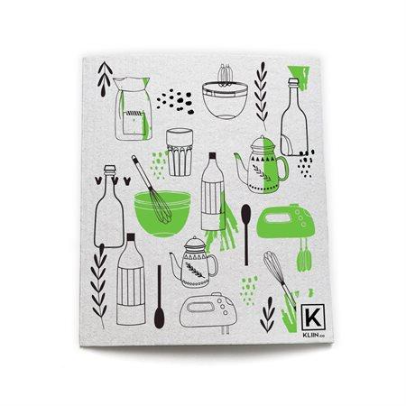 Essuie-touts réutilisables Kliin - Petit - Paquet de 3