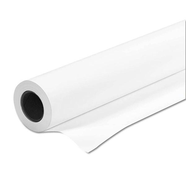 Rouleau de papier blanc grand format à jet d'encre Reprographic Bond