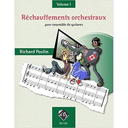 RECHAUFFEMENTS ORCHESTRAUX T1 ENSEMBLE GUITARES