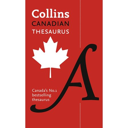 COLLINS CANADIAN THESAURUS ENG