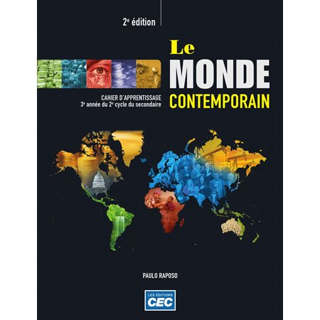 MONDE CONTEMPORAIN (LE) CAH. SEC.5 EN 3 FASCICULES
