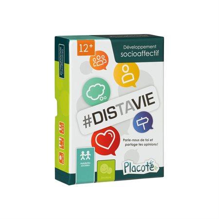 #distavie : parle-nous de toi et partage tes opinions