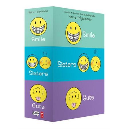 SMILE - SISTERS - GUTS BOX SET