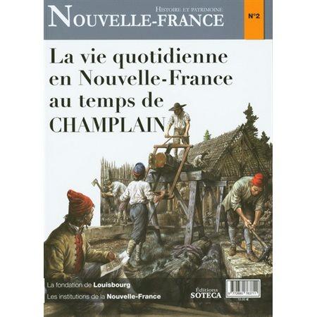 Nouvelle-France T.02