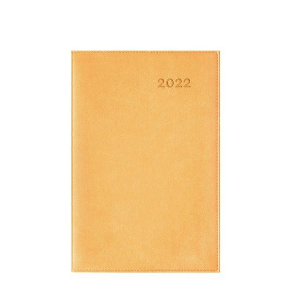 Agenda hebdomadaire W. Maxwell Gama (2022) - Jaune