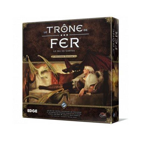 TRONE DE FER - jeu de cartes évol. - 14+