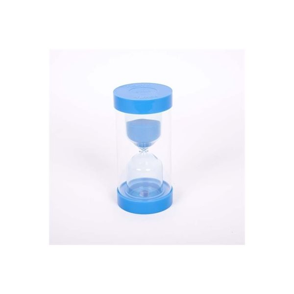 Sablier 5 minutes (bleu)