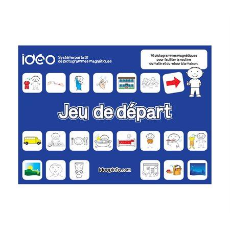 JEU DE DEPART