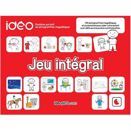 IDEO JEU INTEGRAL