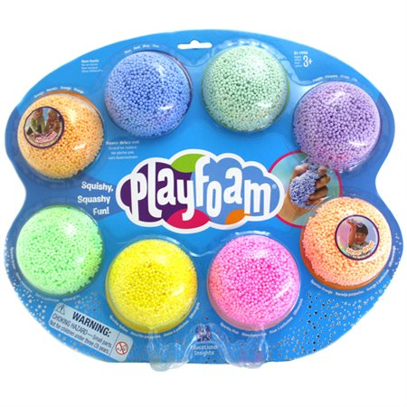 PLAYFOAM CLASSIC PQT DE 8