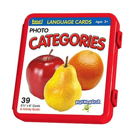 Cartes Les catégories