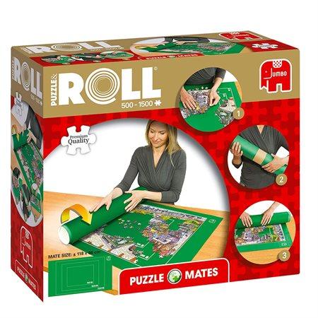 Tapis de rangement pour casse-tête Puzzle & Roll