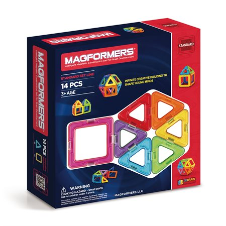 MAGFORMERS 14MCX
