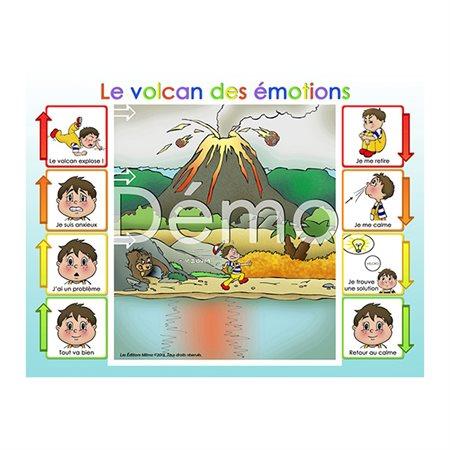 LE VOLCAN DES ÉMOTIONS