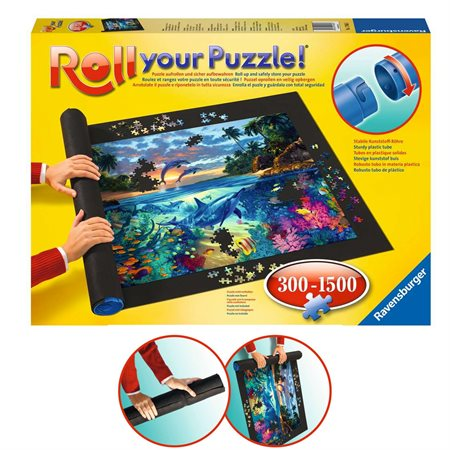 ROLL YOUR PUZZLE 300-1500 PCS