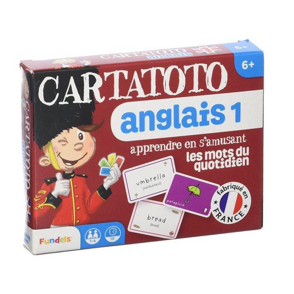 Jeu Cartatoto anglais #1