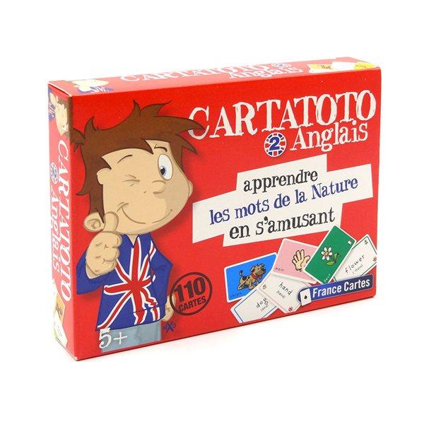 Jeu Cartatoto Anglais 2