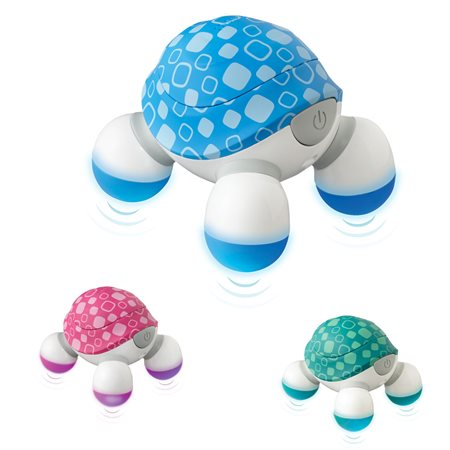 MASSAGE MINI TORTUE