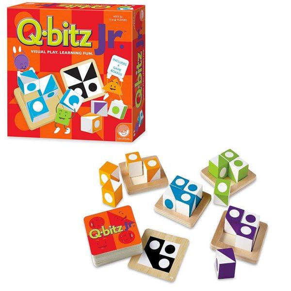Jeu Q-bitz Jr.
