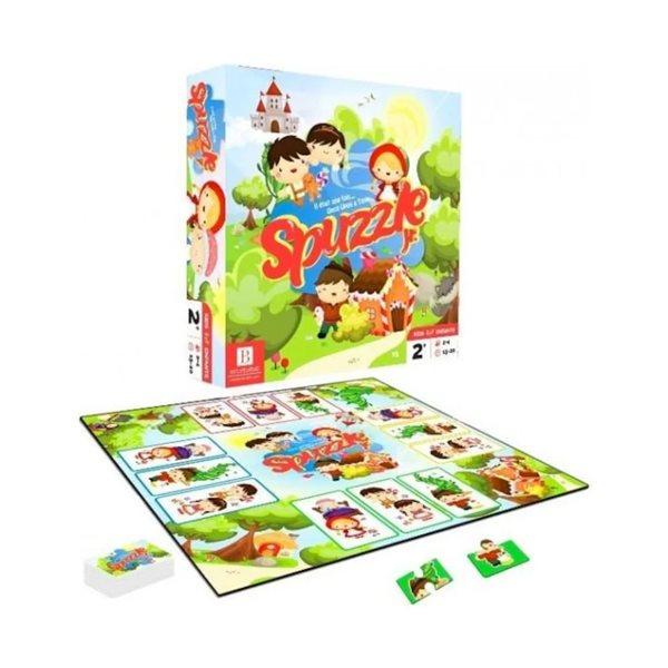 Jeu Spuzzle Junior