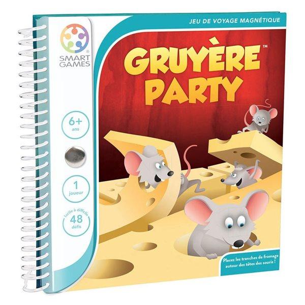 GRUYÈRE PARTY-FR (JEU DE VOYAGE)