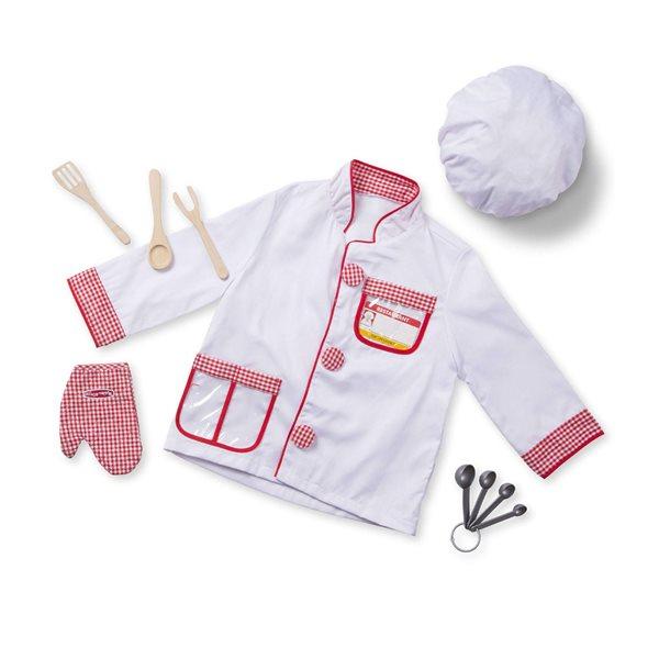 Costume-Chef