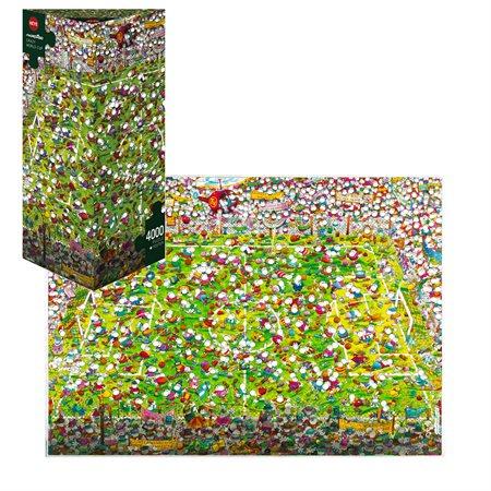 Casse-tête 4000 morceaux Coupe mondiale