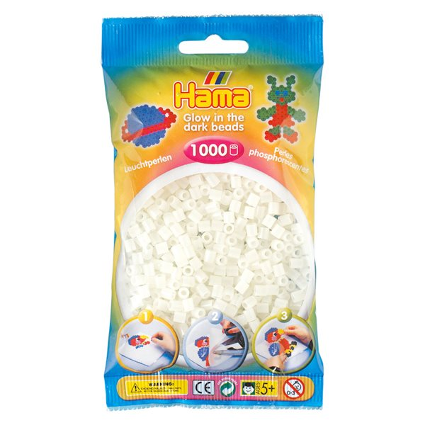 Perles Hama néon (1000)