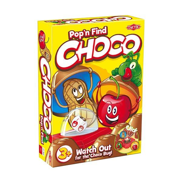 CHOCO (ANGLAIS / FRANCAIS)