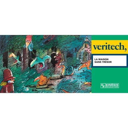 Jeu Veritech® La maison sans trésor