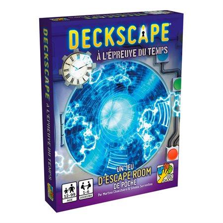 Jeu Deckscape : À l'épreuve du temps