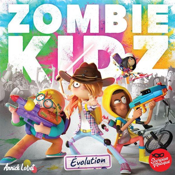 Jeu Zombie Kidz Évolution