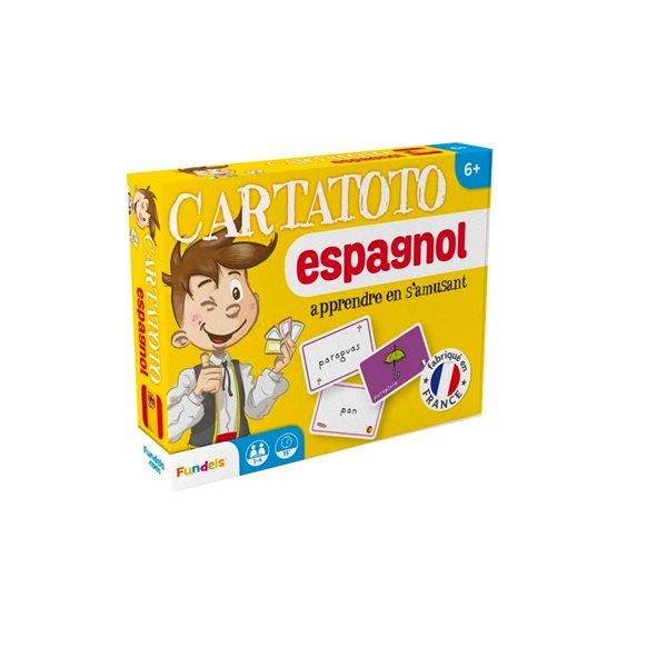 Jeu Cartatoto espagnol