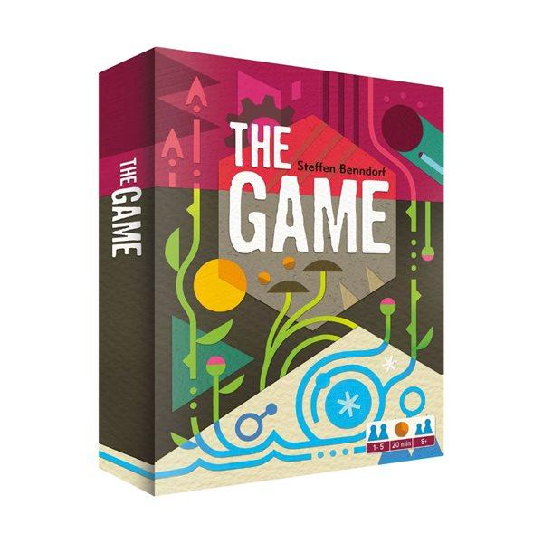 Jeu The Game - haut en couleur