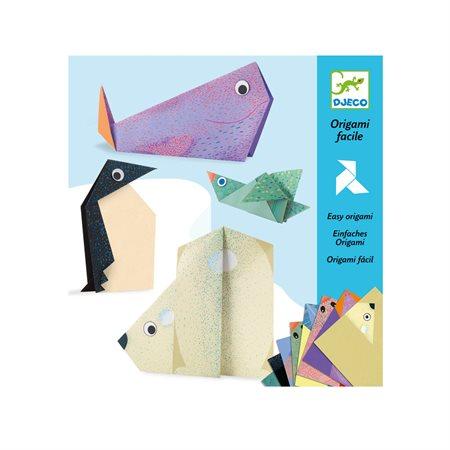 Origami- Animaux Polaires