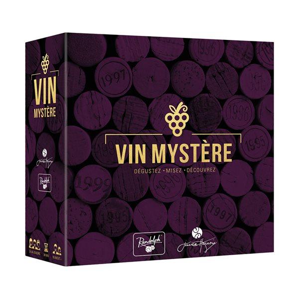Jeu Vin Mystère