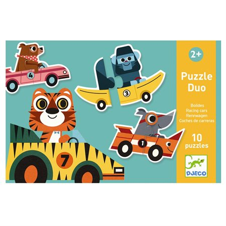 PUZZLE DUO BOLIDES