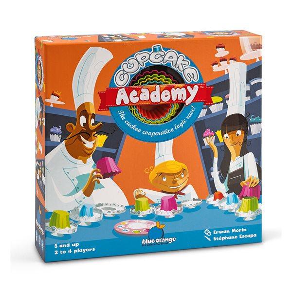 Jeu Cupcake Academy