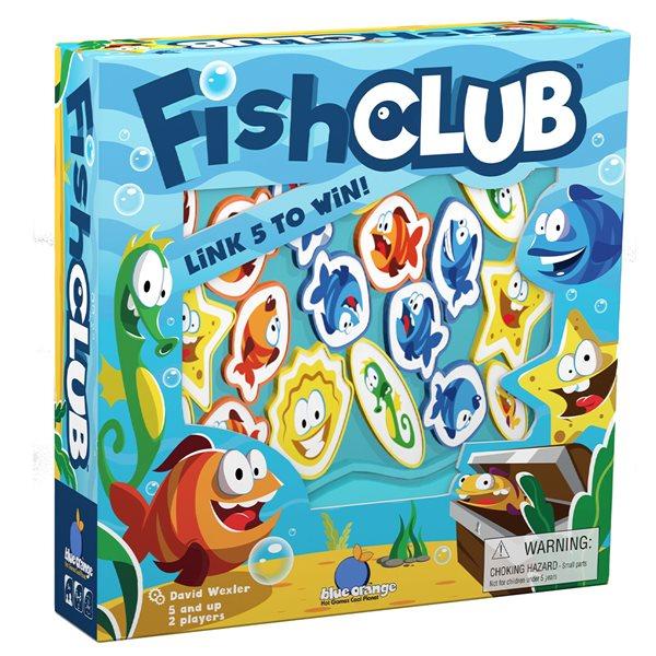 Jeu Fish club